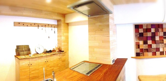 「こんな空間でお料理したかった」と言ってもらえる自慢のキッチンです!樹のソムリエstudio都立大学が8月8日(土)にオープン。『実はお手軽♬乾物料理』体験講座募集中!