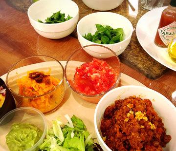 【Report】『薬膳タコスパーティ〜梅雨入り目前!旬の食べ物でデトックス』が開催されました。
